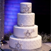 Glamorous Winter Wedding