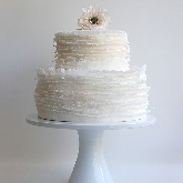 Scabious Frill Cake