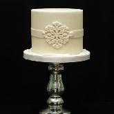 Petit Snowflake Cake