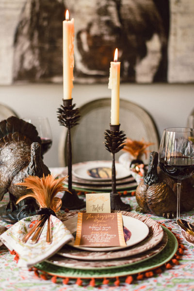 Holiday Entertaining Tips |  Waiting on Martha on The Cake Blog
