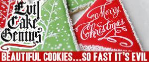 Cake & Cookie Stencils