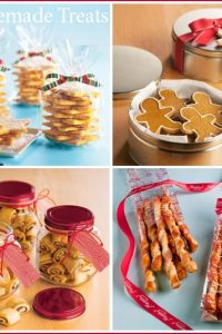 Homemade Holiday Treats