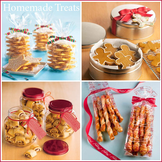 Best Homemade Gifts For Christmas: Homemade Holiday Treats