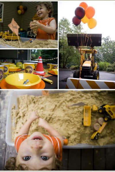 Real Party: Construction Birthday (cont)