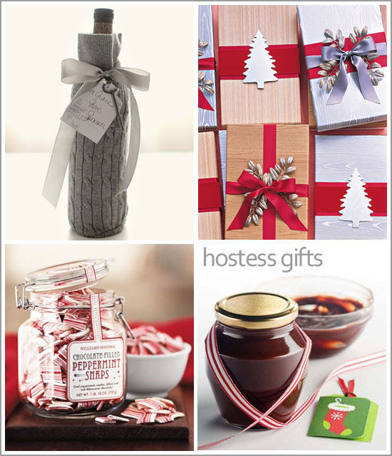 wedding shower hostess gifts holiday gifts