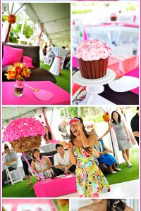 Real Wedding: Sweet Treats Galore (Part I)