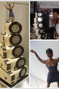 Natalie Cole's Birthday Cake