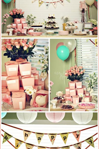 Real Party: Little Piggy Birthday