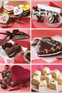 No Bake – Valentine's Day Treats