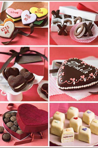 No Bake – Valentine's Day Treats