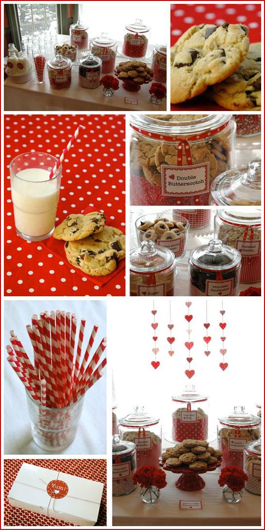 Cookies & Milk Dessert Bar