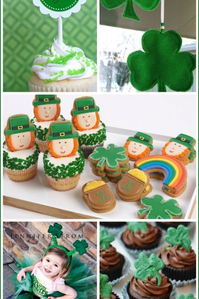 Inspiration Board: St. Patrick's Day