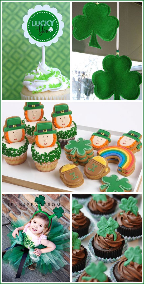 St. Patrick's Day Inspiration
