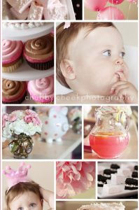 Pretty in Pink First Birthday
