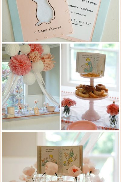 Real Party: Bunny Baby Shower
