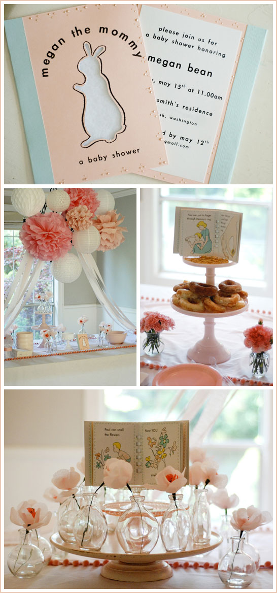 Bunny Baby Shower Inspiration