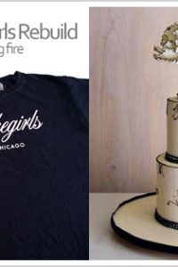 CakeGirls T-shirts to Rebuild Business