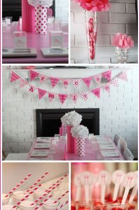Princess and Pirates Birthday Party