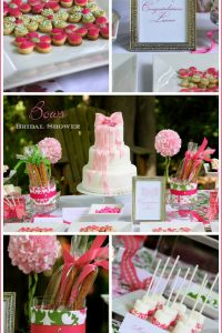 Real Party: Bow Bridal Shower