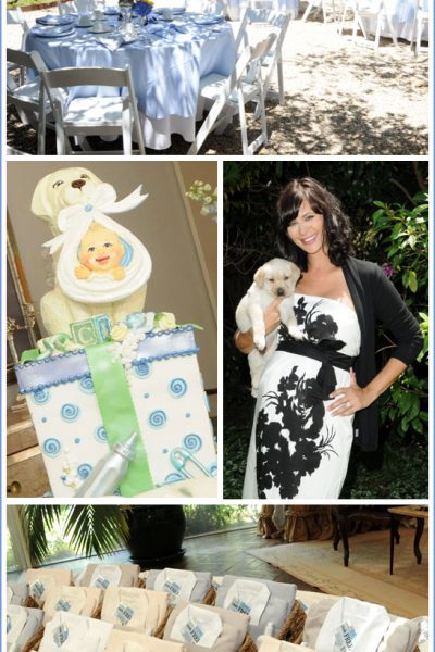 Real Party: Catherine Bell Baby Shower