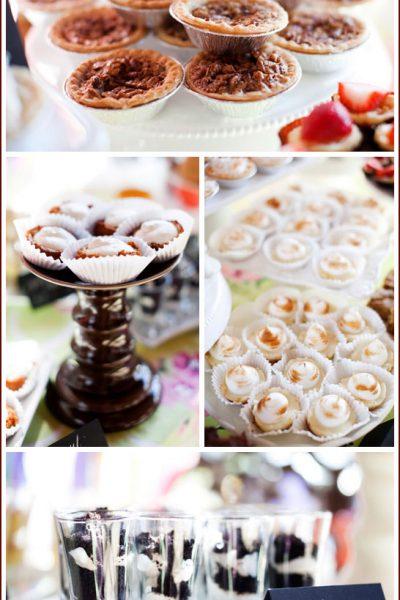 Sweet Treat: Southern Dessert Table