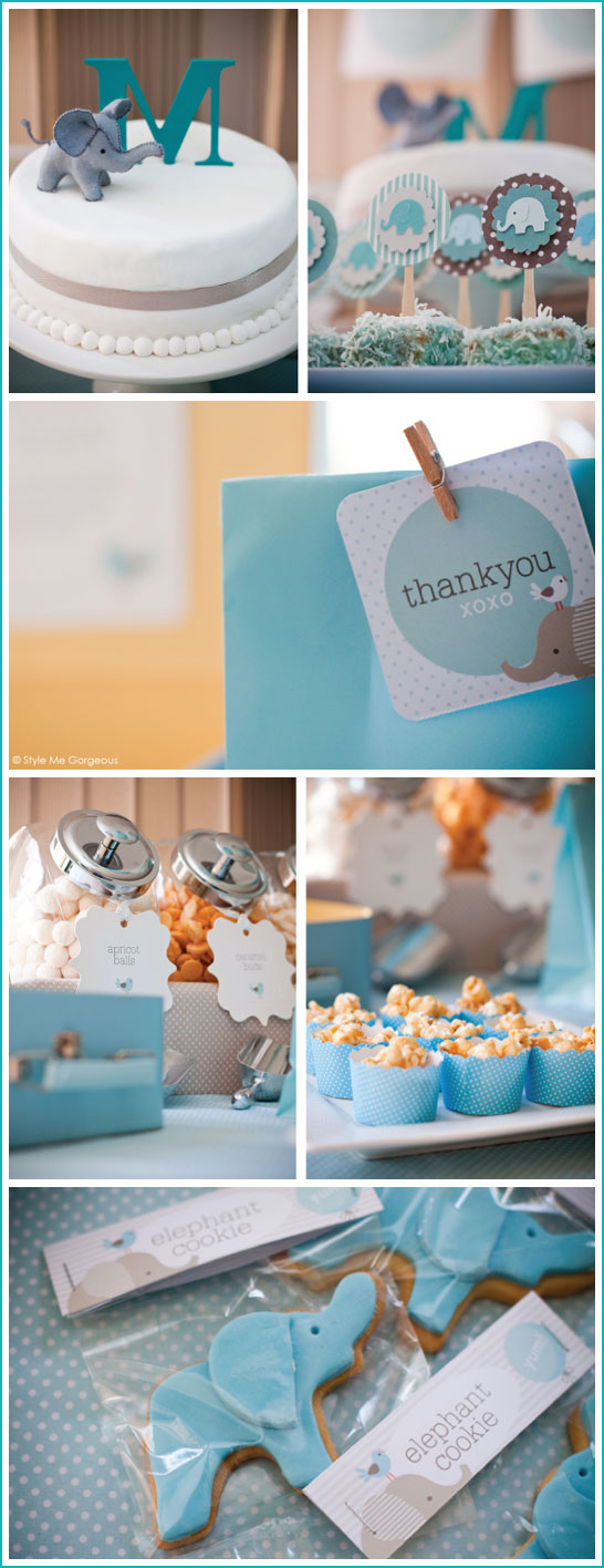 baby shower first birthday or any baby related celebration