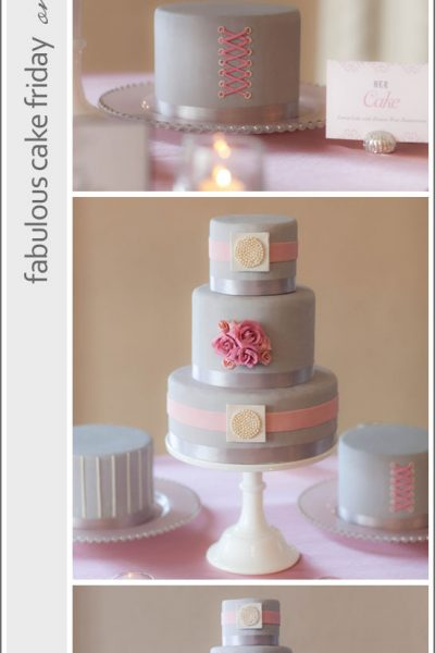 Fabulous Cake Friday: His, Hers & Theirs