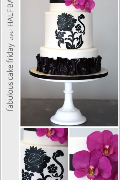 Fabulous Cake Friday: Sweet and Saucy