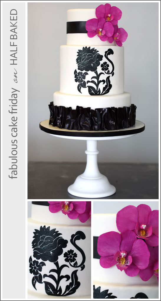 Sweet and Saucy Cake Design