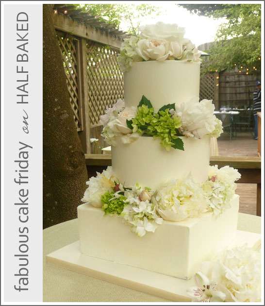 Fabulous Cake Friday by Patisserie Angelica