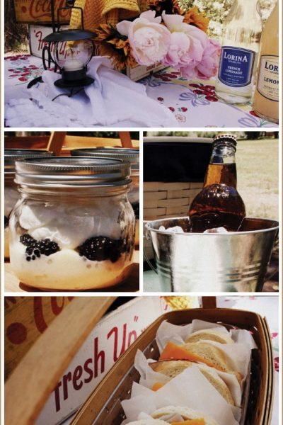Real Party: Vintage Summer Picnic