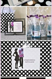 Real Party: Black & White Baby Shower