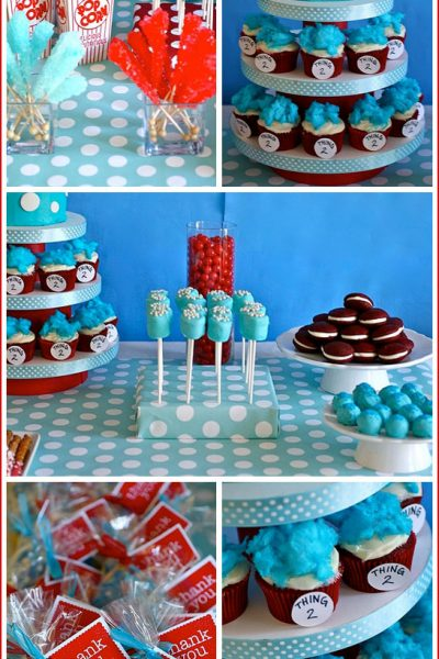 Real Party: Dr. Seuss Birthday