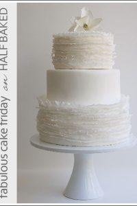 Fabulous Cake Friday: Magpie's Cake