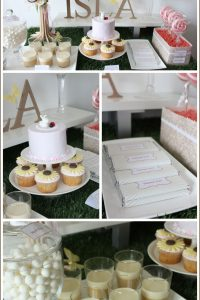 Real Party: Modern Garden Tea Party