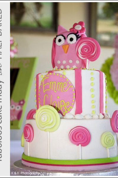Fabulous Cake Friday: Social Bites