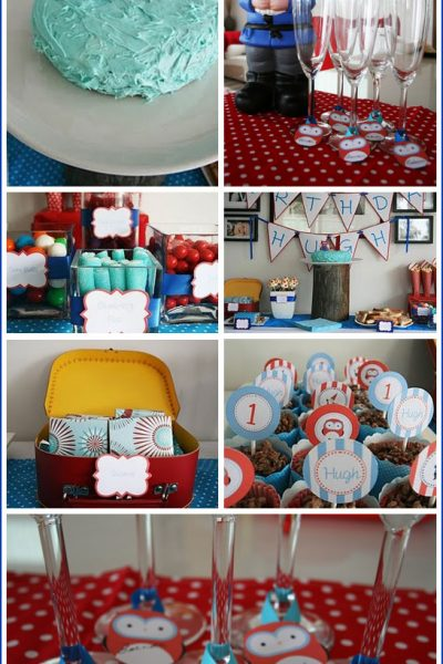 Real Party: Woodland Birthday