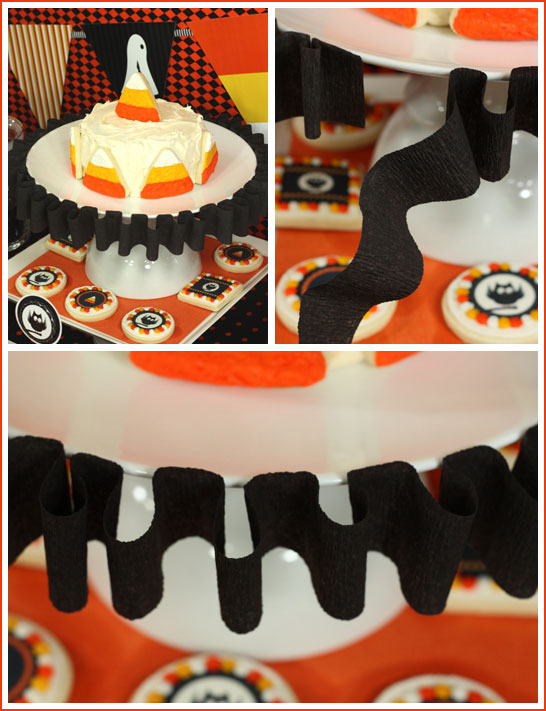 Candy Corn Cake Collection by Celebration Shoppe