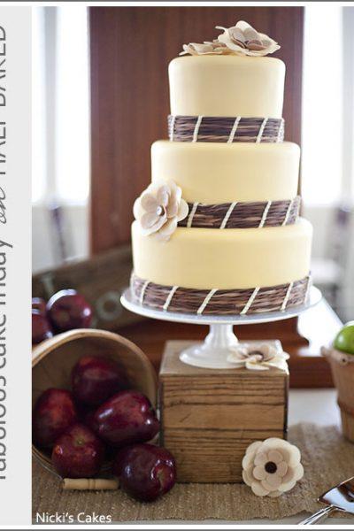 Fabulous Cake Friday: Nicki's Cakes
