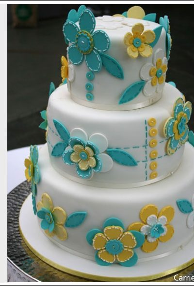 Fabulous Cake Friday: Carrie's Cakes