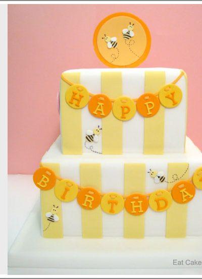 Fabulous Cake Friday: Eat Cake Be Merry