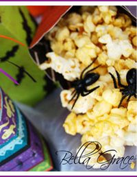 Guest Post: Halloween Party Favors