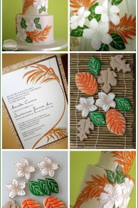 Hawaiian Cake & Cookie Inspiration