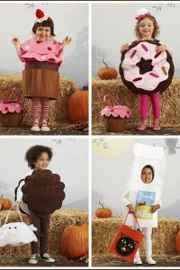 Milk & Cookies Halloween Costumes