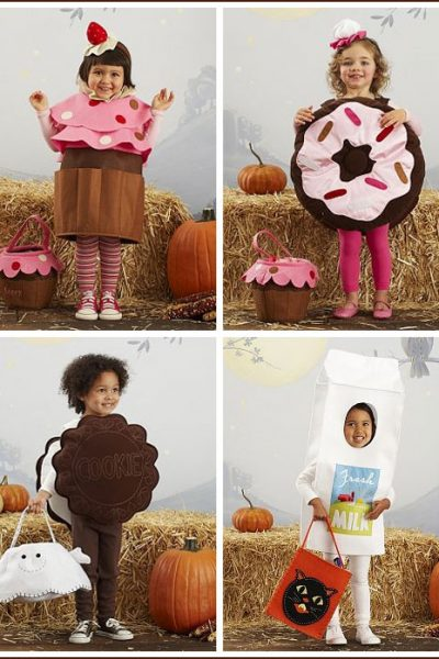 Fab Find: Sweet Halloween Costumes