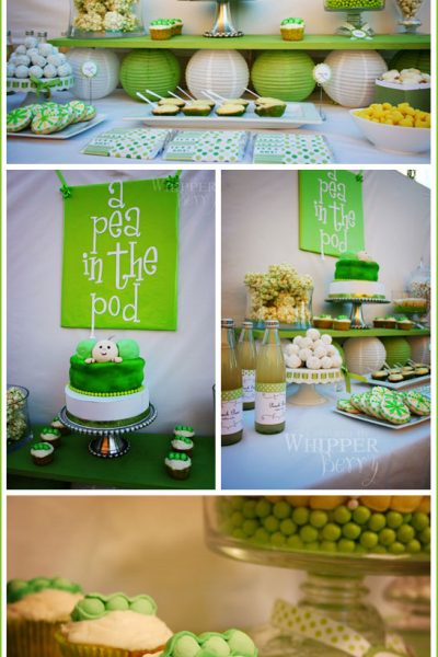 Guest Post: Pea in a Pod Baby Shower