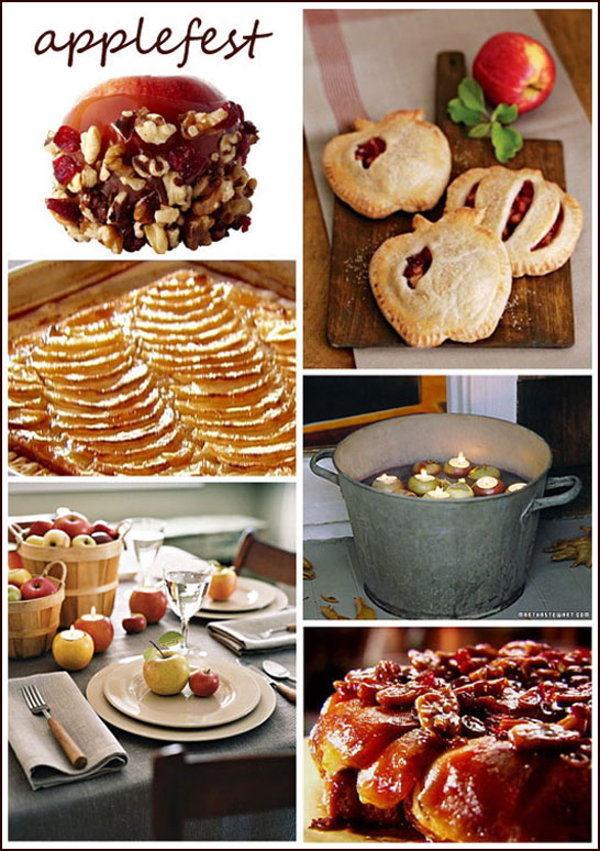 Apple Recipe Inspiration