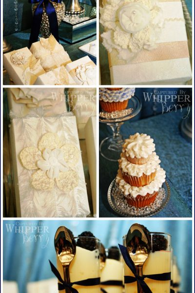 Guest Post: Bridal Dessert Bar