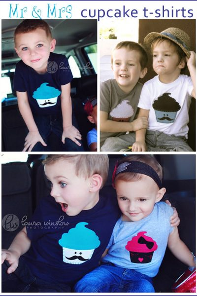 Fab Find: Cupcake T-shirts