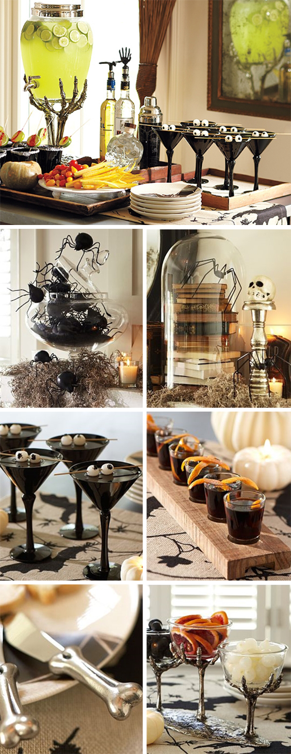 Adult Halloween Party Inspiration